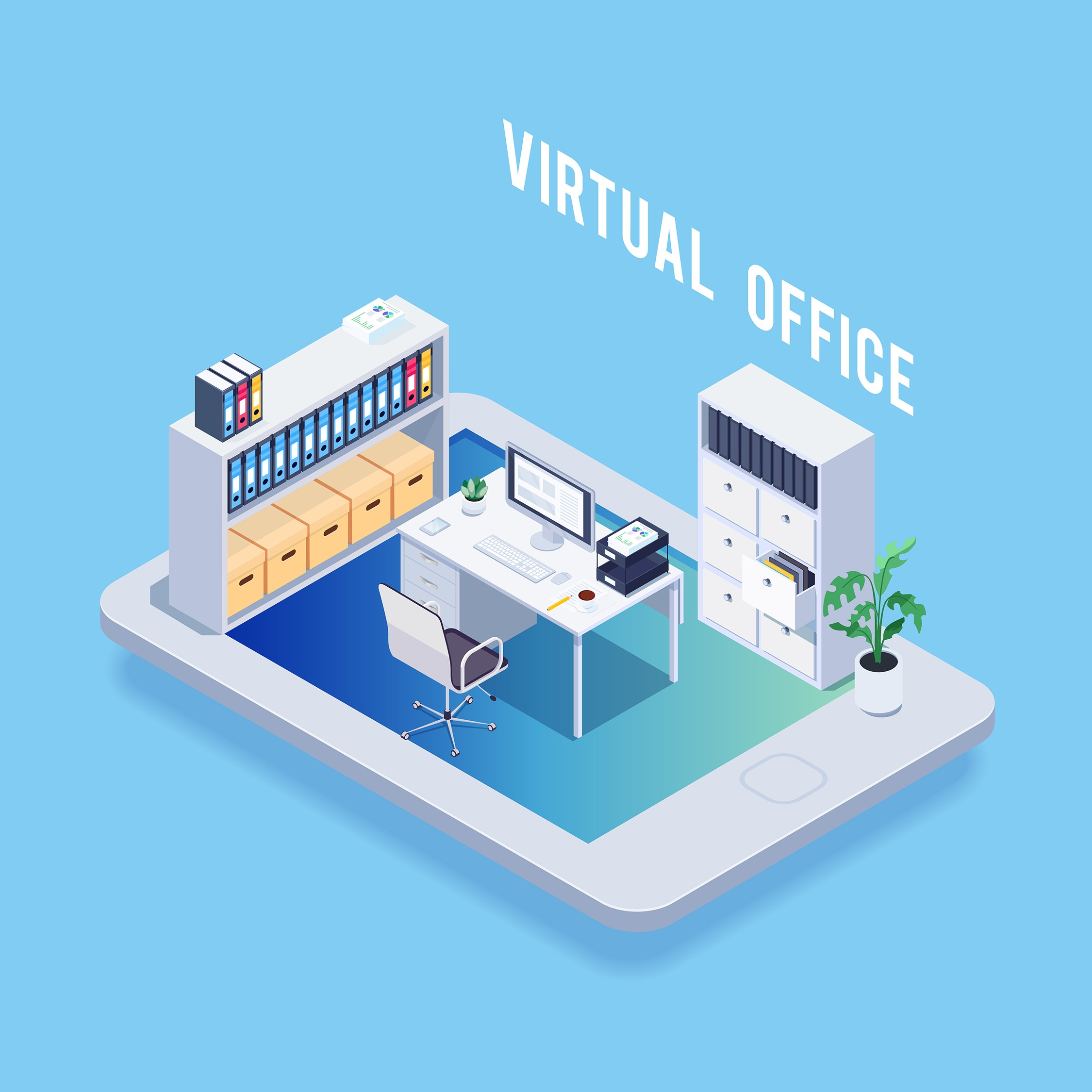 Virtual Office Scalability: Is Your Technology Setup Scalable?